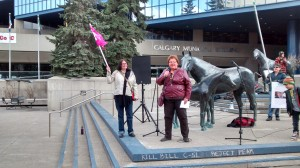 CUPE Alberta Speaks Out Against C-51