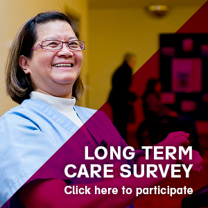 Long term care survey - click here to participate